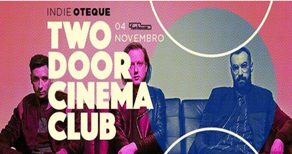 Sexta-feira tem indieoteque especial Two Door Cinema Club na Funhouse Eventos BaresSP 570x300 imagem