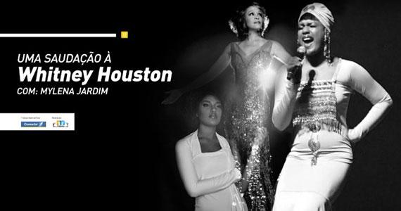 Uma Saudação a Whitney Houston agita o Teatro Claro SP Eventos BaresSP 570x300 imagem