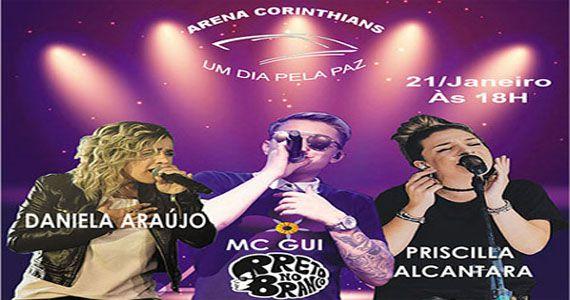Show em prol das vítimas da Guerra na Síria com Mc Gui, Priscilla Alcantara e a atração internacional Salpi Keleshian  na Arena Corinthians Eventos BaresSP 570x300 imagem
