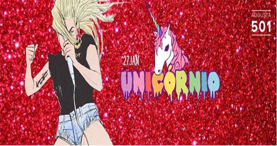 Festa Unicórnios vai invadir a Augusta 501 com muito Glitter, Pop e Hip-Hop Eventos BaresSP 570x300 imagem
