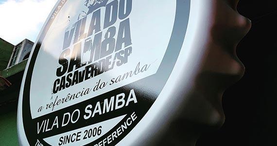 Vila do Samba apresenta programação com happy hour e muito samba  Eventos BaresSP 570x300 imagem