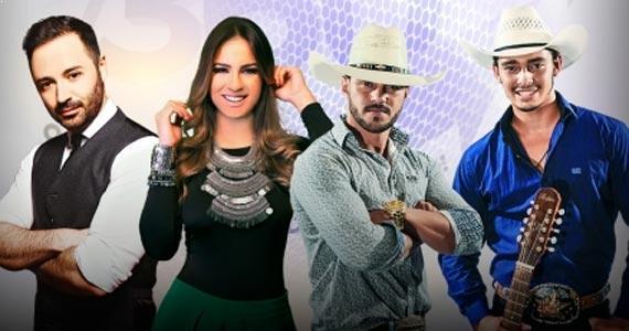 Show de sertanejo com Rodrigo Vecchi, Thainá Cardoso, Eric Bruto e Gustavo no Villa Mix Eventos BaresSP 570x300 imagem