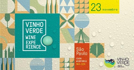 São Paulo recebe a aguardada festa Vinho Verde Wine Experience Eventos BaresSP 570x300 imagem