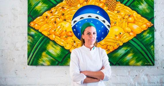 Vinícola Guaspari traz menu harmonizado com a Chef Morena Leite Eventos BaresSP 570x300 imagem
