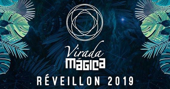 11ª edição da festa Virada Mágica na Praia do Rosa com line-up especial no Réveillon Eventos BaresSP 570x300 imagem