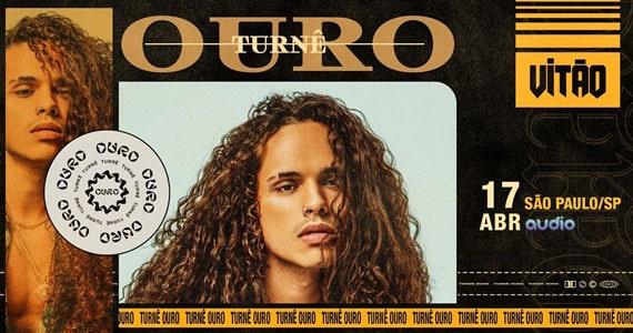 Vitão lança o seu novo álbum em show na Audio Eventos BaresSP 570x300 imagem
