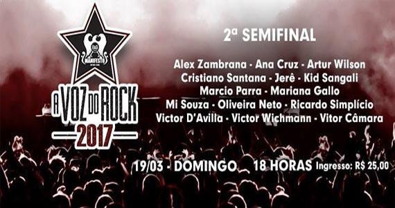 A VOZ DO ROCK no Manifesto Bar é o lugar certo para encontrar o seu vocalista  Eventos BaresSP 570x300 imagem