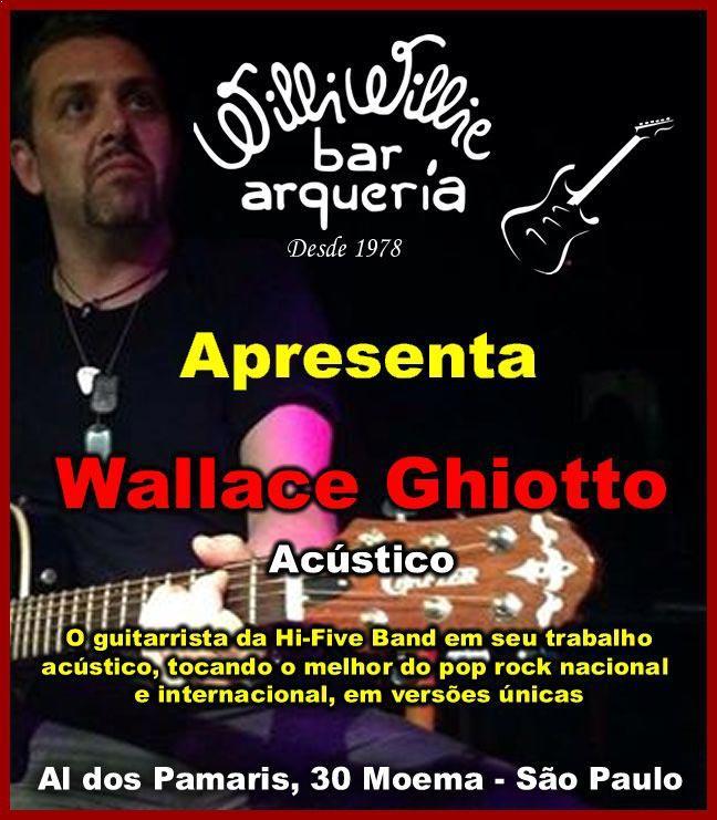 Programação - Wallace Ghiotto Acustico