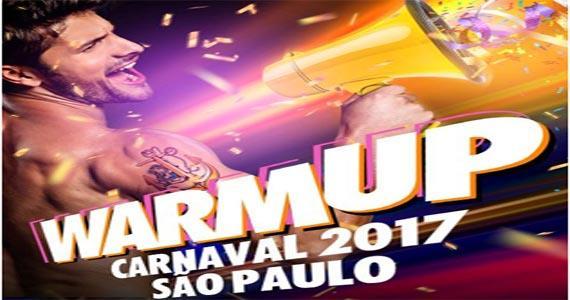 Festa Warm-Up com os Djs Guilherme Guerrero, Renato Cecin e Marcinha Eggers agitando o carnaval na Rua São João, 555 Eventos BaresSP 570x300 imagem