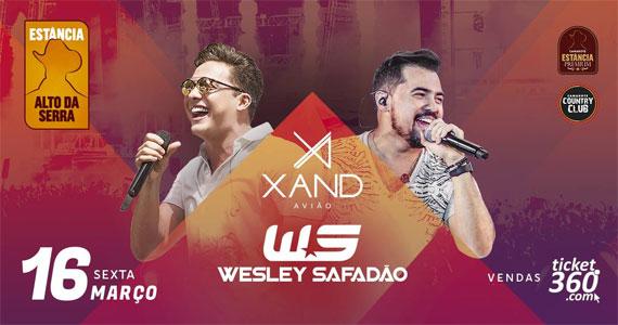 Dono do sucesso Aquele 1% Wesley Safadão se apresenta no Estância Alto da Serra Eventos BaresSP 570x300 imagem