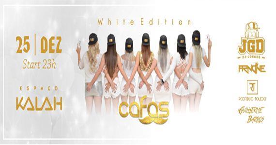 CAFAS White Edition é o tema da 4ª edição da label no Espaço Kalah Eventos BaresSP 570x300 imagem