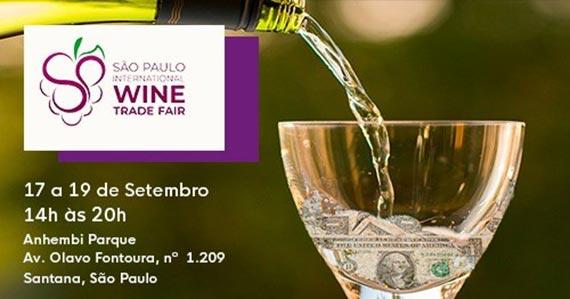 Wine Trade Fair realiza nova edição em São Paulo Eventos BaresSP 570x300 imagem