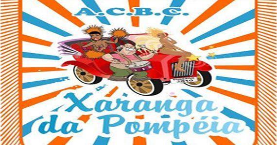 bloco de carnaval Xaranga da Pompéia desfila na zona oeste Eventos BaresSP 570x300 imagem