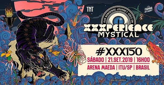 Festival XXXPerience 150ª edição especial com muitas com atrações da música eletrônica  Eventos BaresSP 570x300 imagem