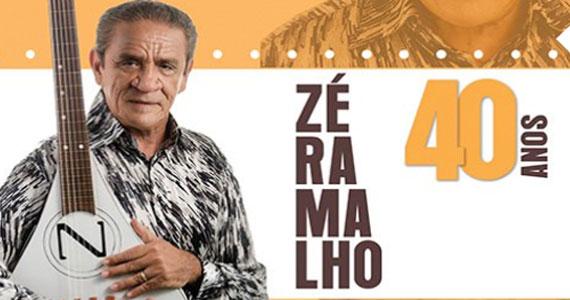 Tom Brasil recebe no dia 18 de novembro o show de 40 anos do cantor Zé Ramalho Eventos BaresSP 570x300 imagem