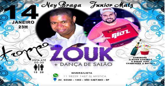 Zouk & Dança com os Djs Junior Matz e Ney Braga  de Salão na Troppo Eventos BaresSP 570x300 imagem