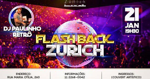 Zurich Anália promove evento de Flash Back anos 70, 80 e 90 no sábado Eventos BaresSP 570x300 imagem