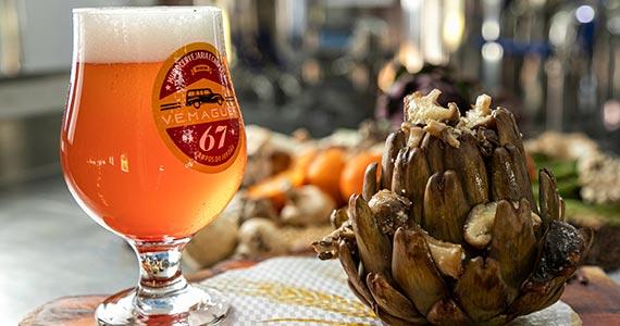 Temporada Sabores e Cervejas no Restaurante Donna Pinha Eventos BaresSP 570x300 imagem