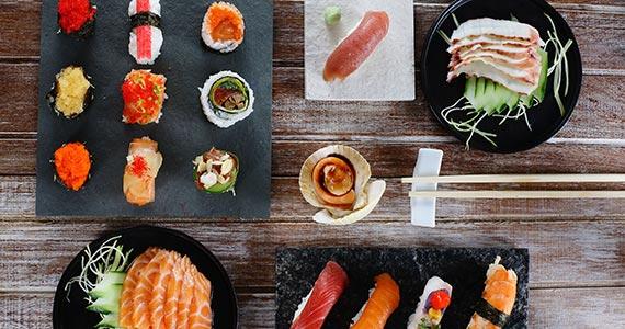 Tadashii Japanese Restaurant prepara promoções especiais para comemorar o Dia das Mães Eventos BaresSP 570x300 imagem