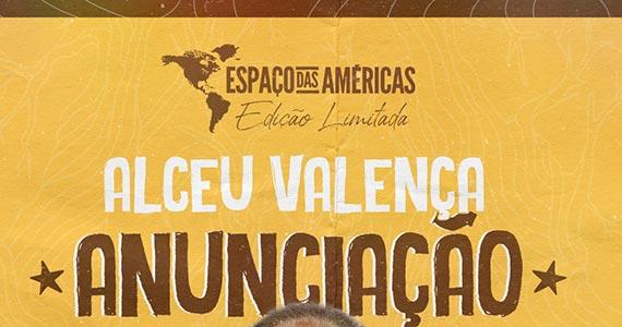 Alceu Valença apresenta show especial no Espaço das Américas Eventos BaresSP 570x300 imagem