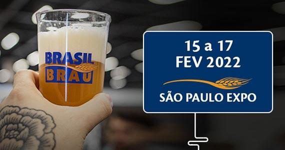 São Paulo Expo será palco da XVI Feira Internacional de Tecnologia e Cerveja Eventos BaresSP 570x300 imagem