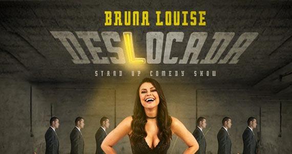 Comediante Bruna Louise realiza apresentação no Comedy Sampa Club Eventos BaresSP 570x300 imagem