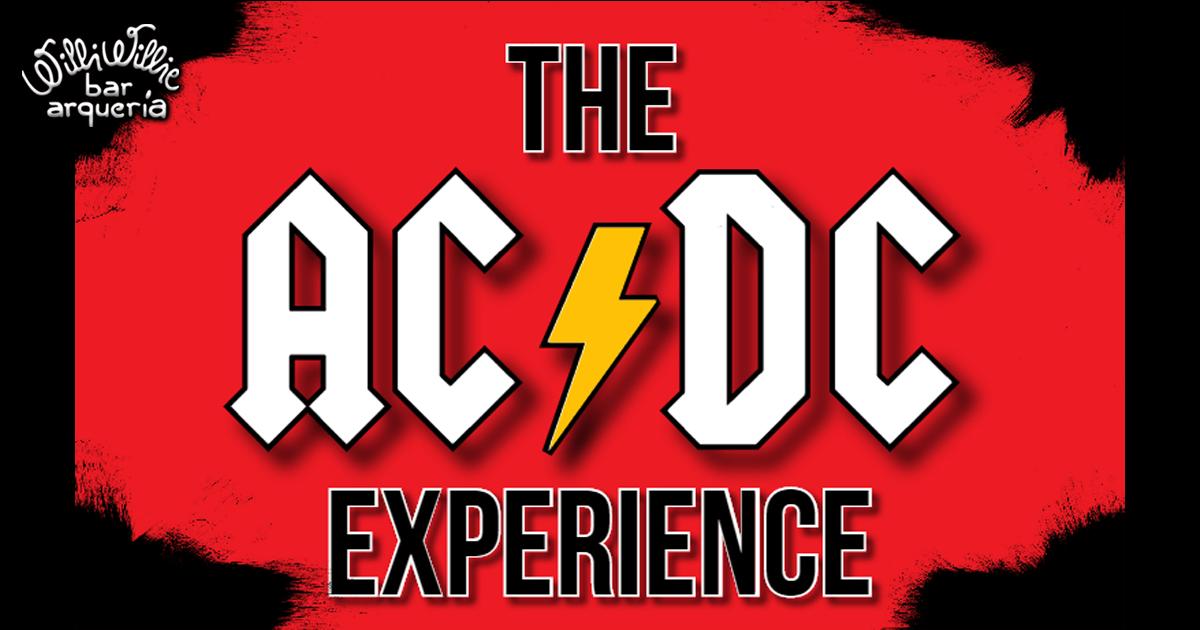 Programação - The AC/DC Experience BR (AC/DC Cover)