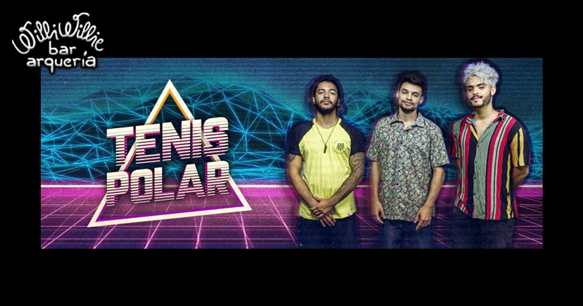 Programação - Banda Tenis Polar (pop rock) + Arqueria 50% OFF