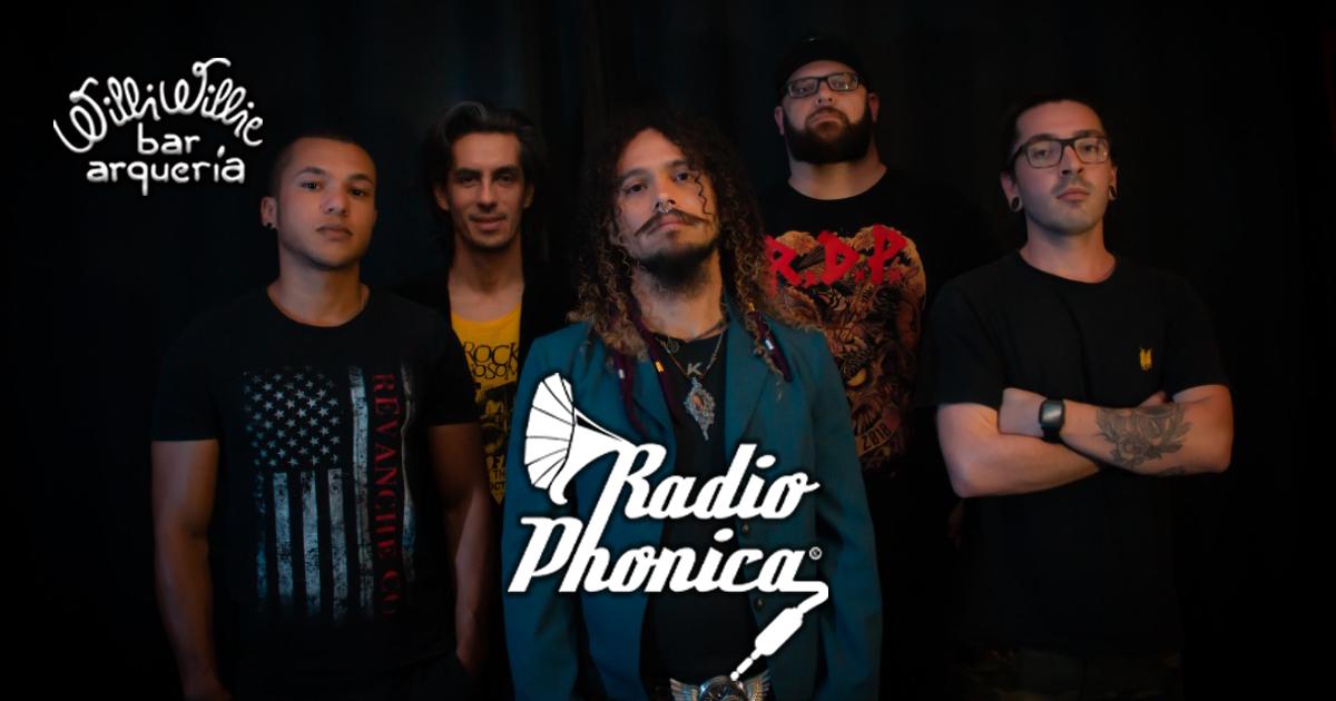Programação - Banda Radiophonica (Rock and Roll) +Double Caipirinha