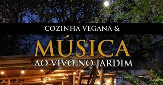 Casa RAW oferece música ao vivo em seu Jardim Arborizado  Eventos BaresSP 570x300 imagem