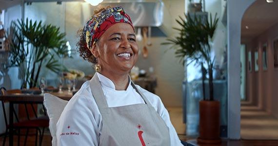 Ieda de Matos e chefs de diversas regiões se encontram no Portinha Artois Eventos BaresSP 570x300 imagem