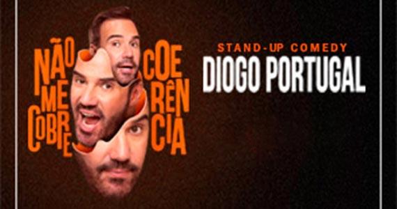 Comedy Sampa Club recebe show do comediante Diogo Portugal Eventos BaresSP 570x300 imagem