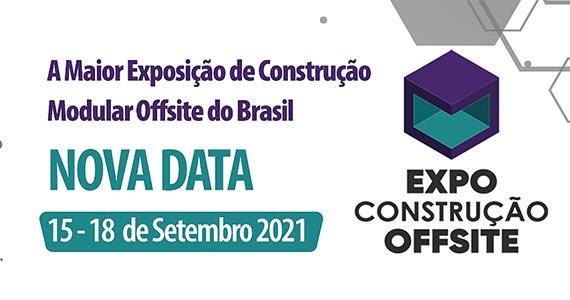 Expo Container City feira de negócio de Construção Modular Offsite Eventos BaresSP 570x300 imagem
