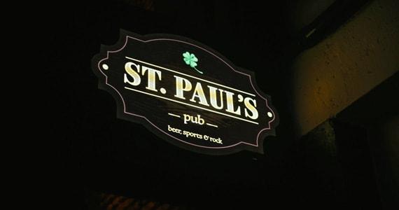 St. Paul's Pub oferece música ao vivo em Pinheiros Eventos BaresSP 570x300 imagem
