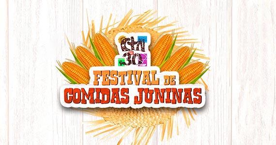 Centro de Tradições Nordestinas promove Festival de Comidas Juninas Eventos BaresSP 570x300 imagem