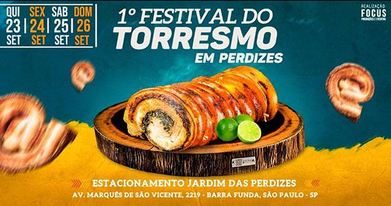 Festival do Torresmo acontece no Jardim das Perdizes Eventos BaresSP 570x300 imagem