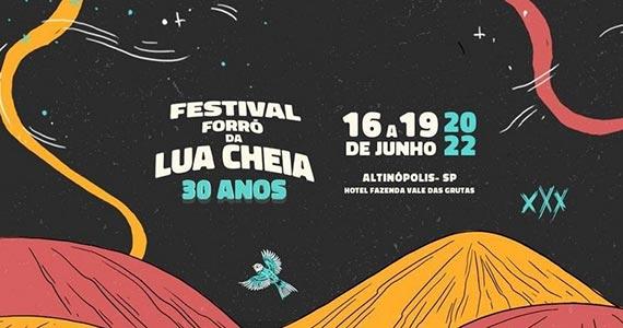 Festival Forró da Lua Cheia acontece no Hotel Fazenda Vale das Grutas Eventos BaresSP 570x300 imagem