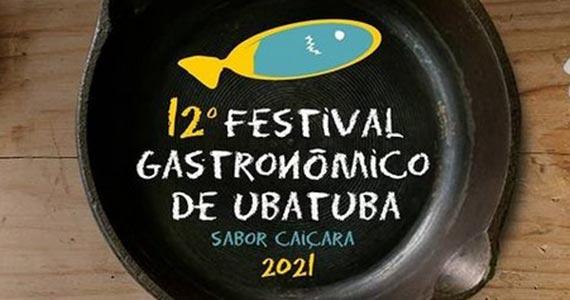 Festival Gastronômico de Ubatuba Sabor Caiçara realiza 12ª edição Eventos BaresSP 570x300 imagem