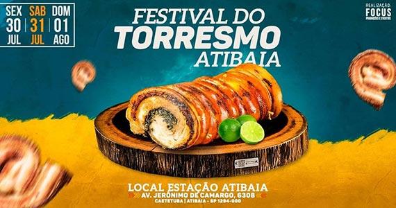 Festival de Torresmo, Oktoberfest e Festival do Churros na Estação Atibaia Eventos BaresSP 570x300 imagem