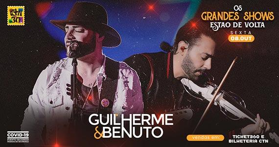 CTN recebe show da dupla sertaneja Guilherme e Benuto Eventos BaresSP 570x300 imagem