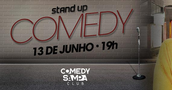 Murilo Couto realiza apresentação de Stand Up Comedy no Comedy Sampa Club Eventos BaresSP 570x300 imagem