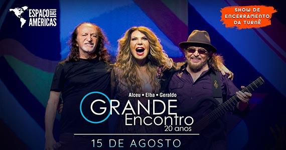 O Grande Encontro com Alceu Valença, Elba Ramalho e Geraldo Azevedo no Espaço das Américas Eventos BaresSP 570x300 imagem