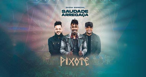 Grupo Pixote apresenta show especial no palco do Tom Brasil Eventos BaresSP 570x300 imagem