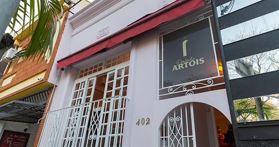 Stella Artois inaugura restaurante Portinha Artois por tempo limitado no Higienópolis Eventos BaresSP 570x300 imagem