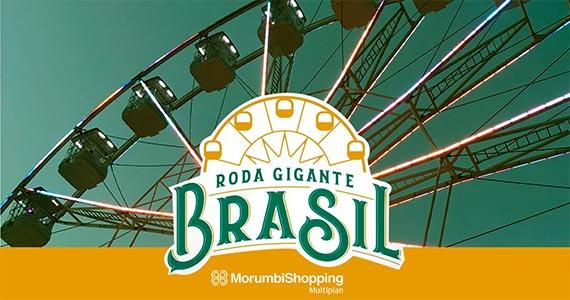 Roda-Gigante Brasil chega ao Morumbi Shopping Eventos BaresSP 570x300 imagem