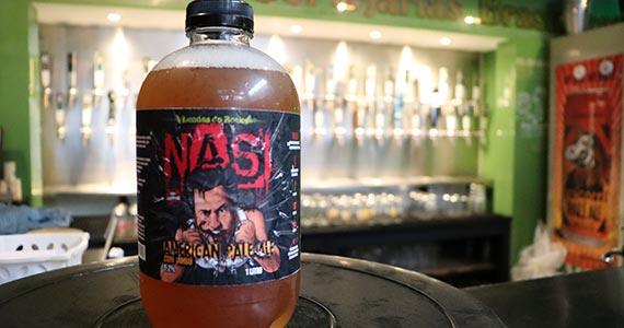 Choperia São Paulo Tap House oferece cerveja do cantor Nasi, vocalista do Ira! Eventos BaresSP 570x300 imagem