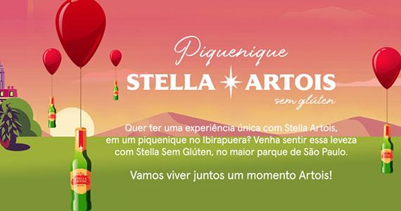Stella Artois promove piquenique no Parque do Ibirapuera Eventos BaresSP 570x300 imagem