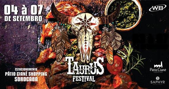 Taurus Festival é realizado no Pátio Cianê Shopping em Sorocaba Eventos BaresSP 570x300 imagem