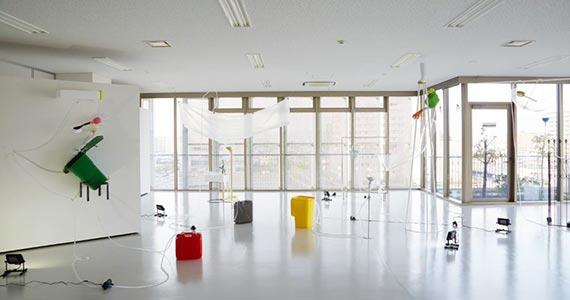 Exposição da artista Yuko Mohri na Japan House São Paulo Eventos BaresSP 570x300 imagem