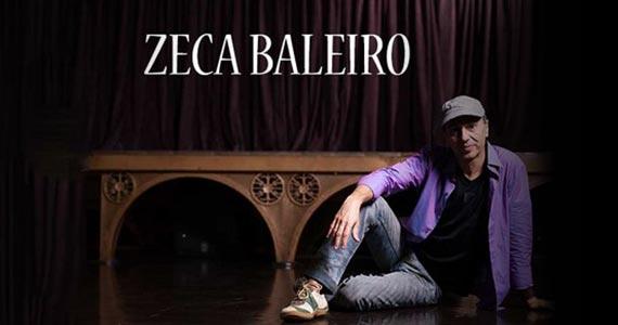 Tom Brasil recebe apresentação do cantor Zeca Baleiro Eventos BaresSP 570x300 imagem